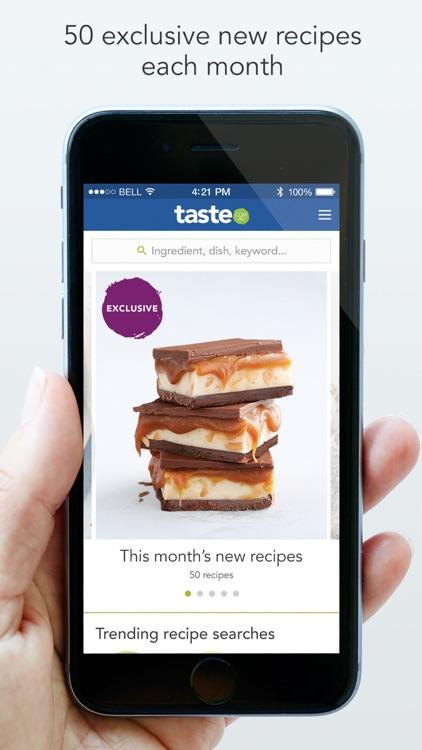 taste.com.au app