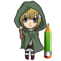 Art Tutorials For Attack On Titan
