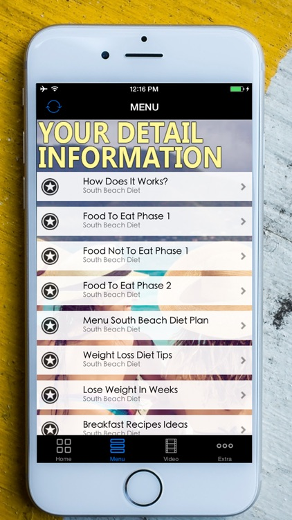 Easy South Beach Diet Program - Best Weight Loss Guide & Tips For Beginners, Start Today! screenshot-3