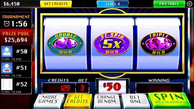 Real Casino Vegas Slots screenshot-4