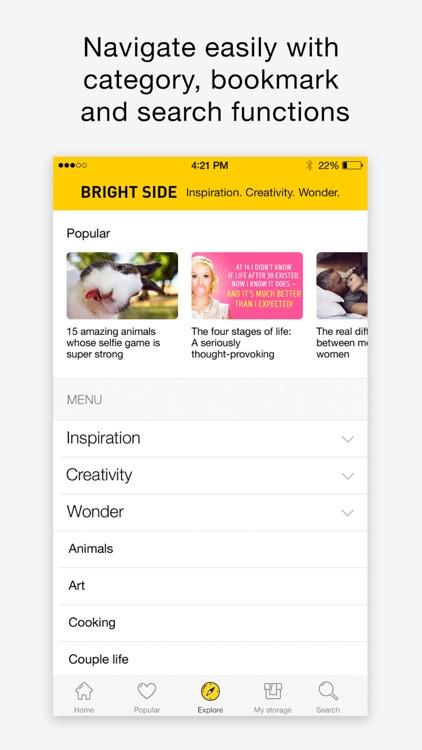 BrightSide.me screenshot-3