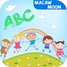 Activities of My First words abc: balloons letter Alphabet phonics - Macaw Moon