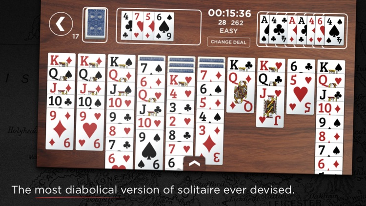 Churchill Solitaire screenshot-0