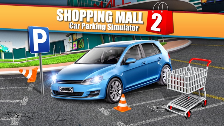 Shopping Mall Car Parking Simulator a Real Driving Racing Game