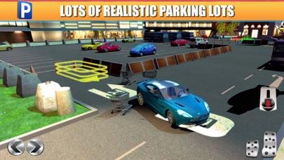 Shopping Mall Car Parking Simulator Auto Race Spelletjes