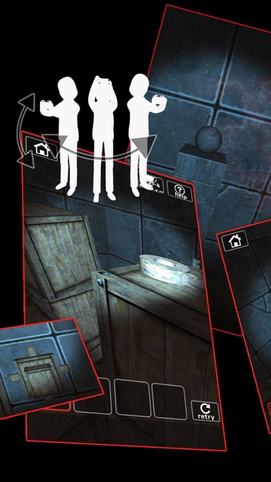 脱出ゲーム 超体感!「牢獄」紹介画像3