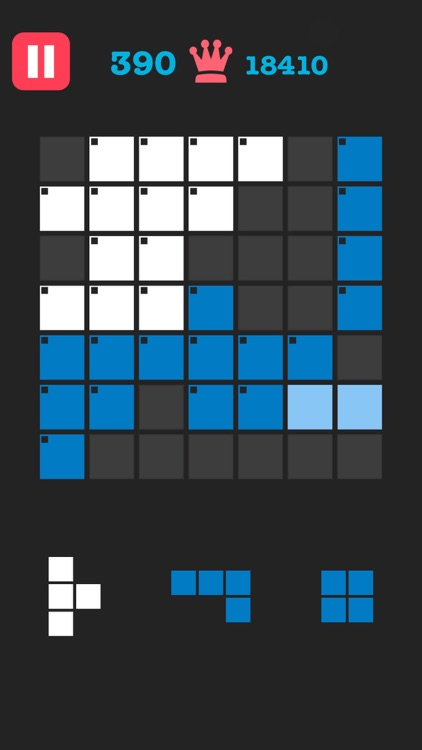 Free to Fit: Color block puzzle logic stack dots screenshot-3
