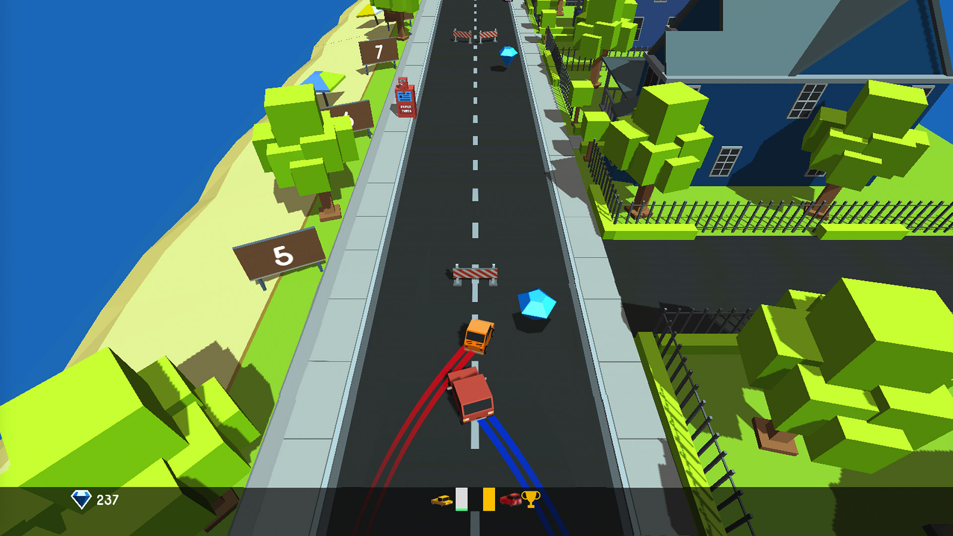 Police Chase Race screenshot 12