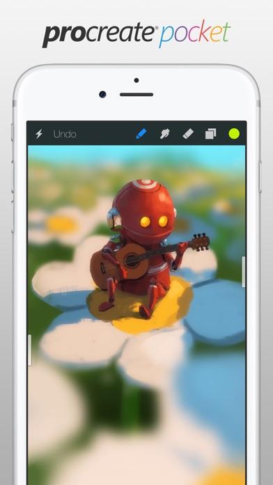 download Procreate Pocket apps 0
