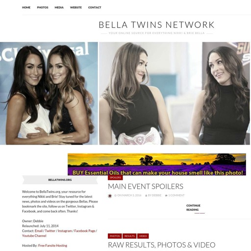 BellaTwins.org