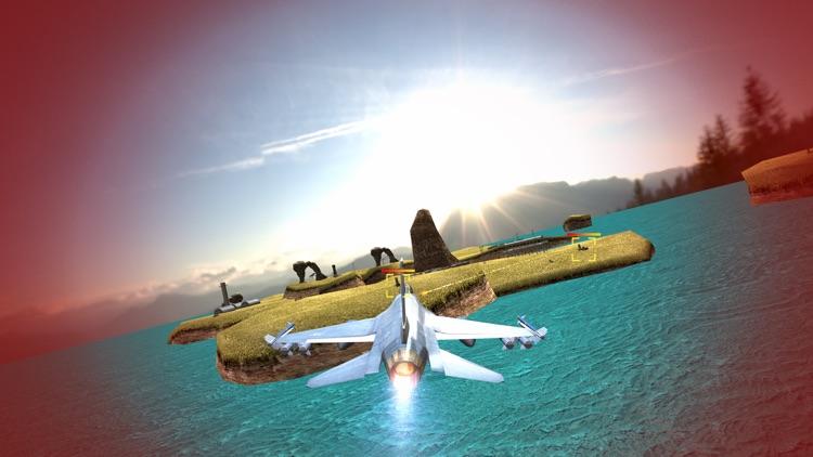 F16 Jet Air Battle Dogfight screenshot-3