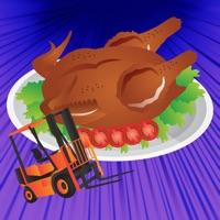 Codes for Chicken Delivery - Roast chicken serving truck simulator Hack