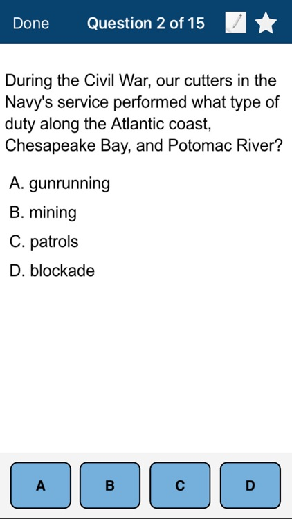 USCG E-PME Study Guide screenshot-4