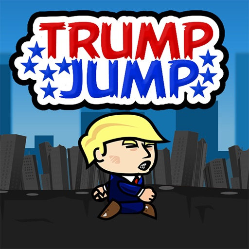 Donald Trump Jump - The Quest for Votes