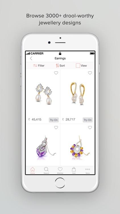 CaratLane - A Tanishq Partnership - Buy Jewellery
