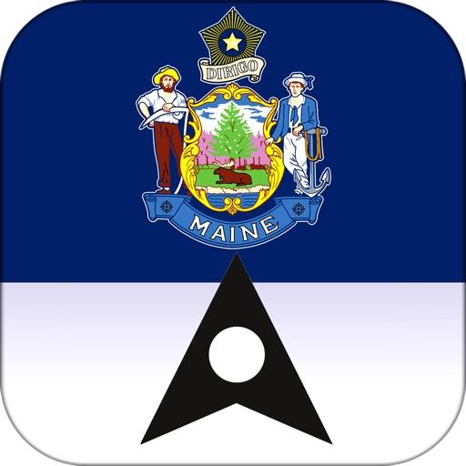 Maine Offline Maps & Offline Navigation