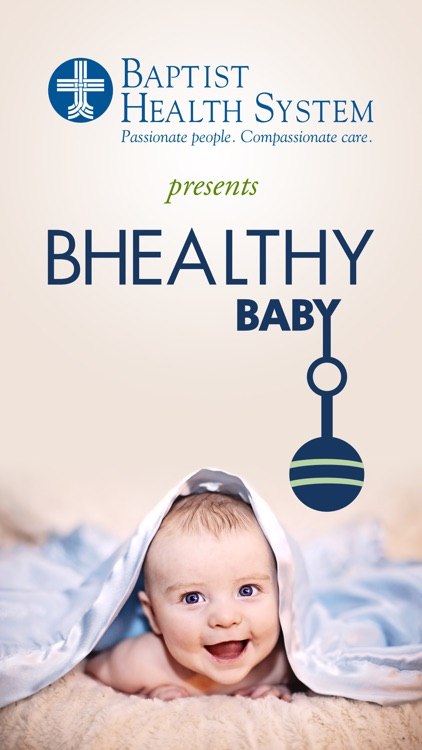 BHealthy Baby – The Baby App from Baptist Health System