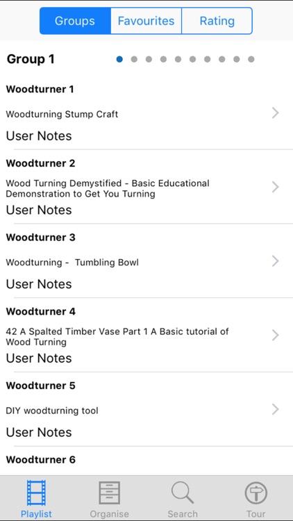 Woodturner