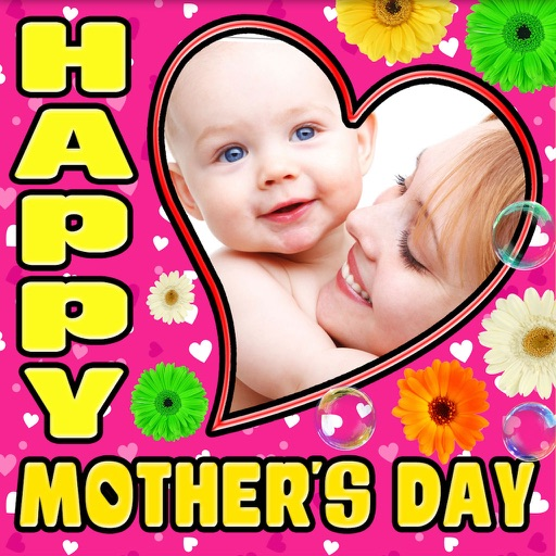 Happy Mother's Day Greeting Cards iOS App