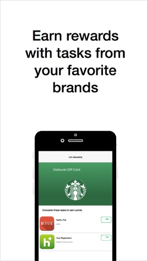 CFA Rewards on the App Store