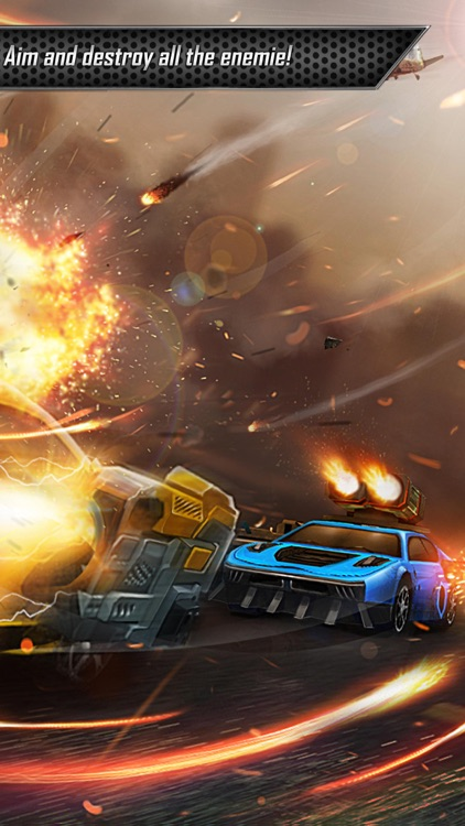 Death Race : Road Killer screenshot-3