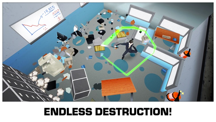 Super Smash the Office - Endless Destruction!