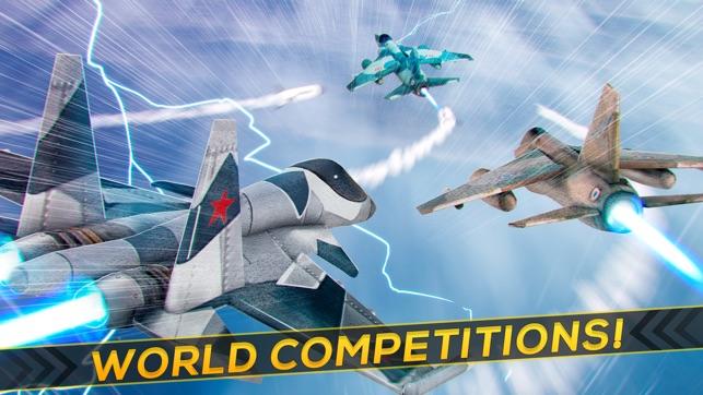 F18 Strike Fighter Pilot   Jet Flight Simulator Game For