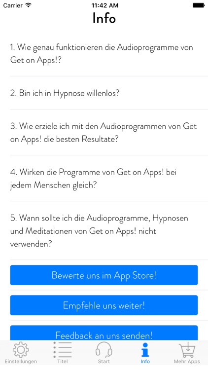 Slim To Go! Mentaltraining Abnehmen by Get on Apps!