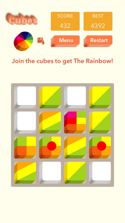 Cubes - Addictive Puzzle Game screenshot-0