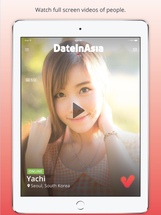 Date in Asia - Dating, Chat & Hookup Asian Singles