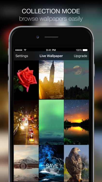 Live Wallpapers for iPhone 6s - Animated Themes and Custom Dynamic Backgrounds