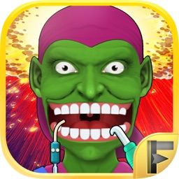 Supervillain Tooth Booth - The Anti Hero Evil Comic Book Dentist Adventure Free