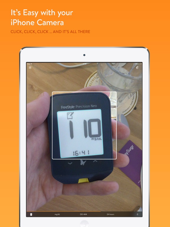 Application Diabete Pour Iphone