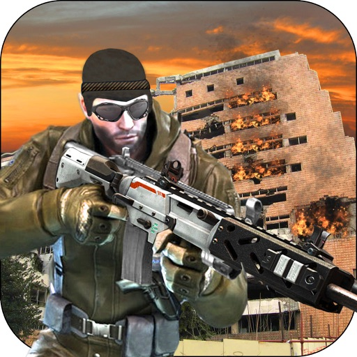 Counter Terrorist War - Assassin sniper shooter game