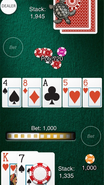 Heads Up: Hold'em  (1-on-1 Poker) screenshot-3