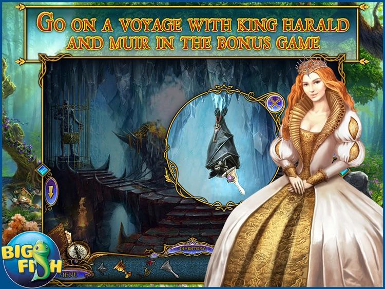 Dreampath - The Two Kingdoms HD - A Magical Hidden Object Game screenshot-3
