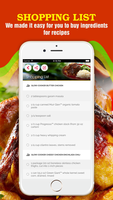 Healthy Chicken Recipes ~ The Best Delicious Chicken Recipes Collection screenshot four