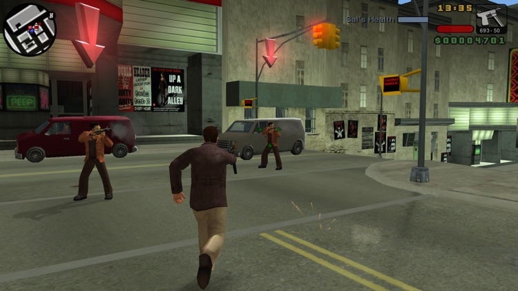 GTA: Liberty City Stories screenshot-4