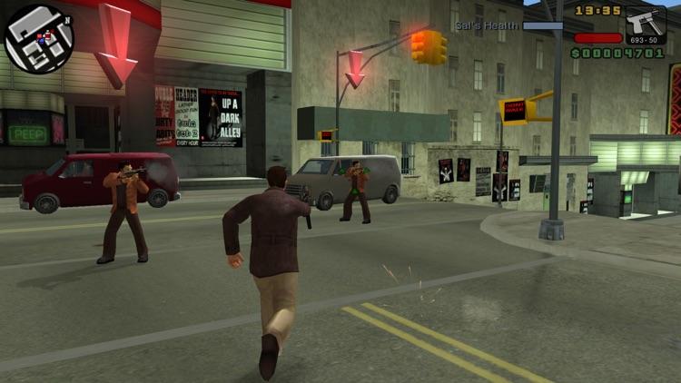 Grand Theft Auto: Liberty City Stories screenshot-4