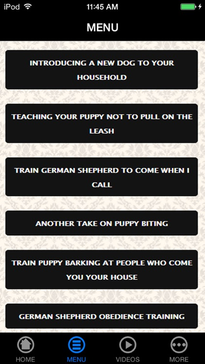 German Shepherd Puppy Training Made Easy - Best Guide & Tips For Beginners screenshot-4