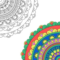 Activities of Adult Coloring Book - Free Fun Games for Stress Relieving Color Therapy and Share