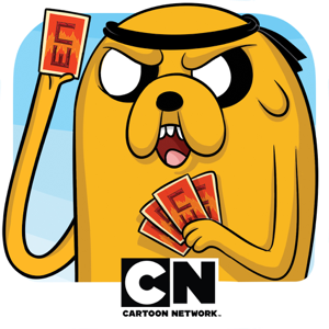 Card Wars - Adventure Time Card Game app