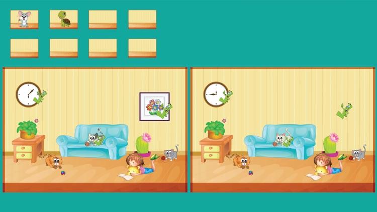 Un juego de memoria para niños screenshot-3