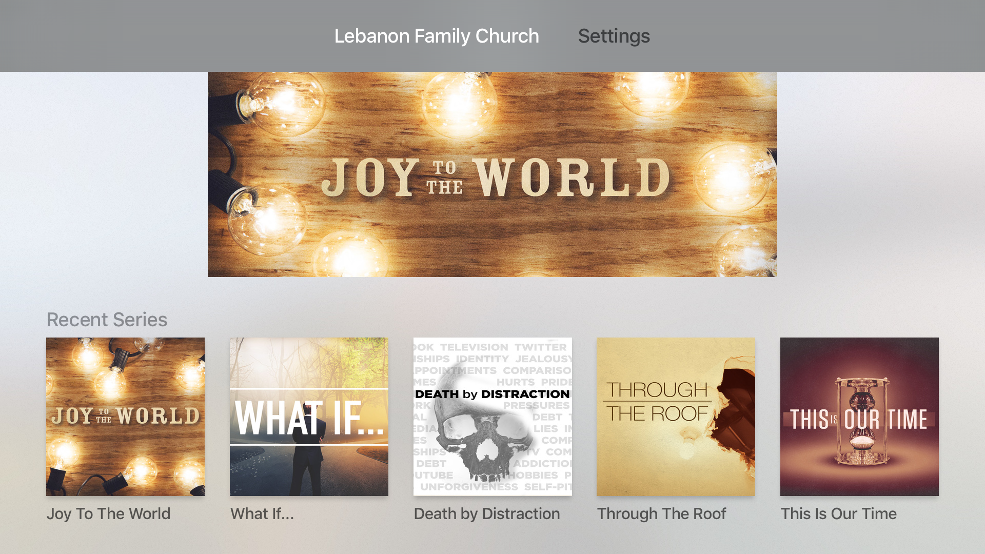 Family Church screenshot 10