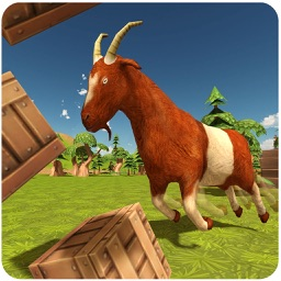 Goat Simulator 3D – A Goats Rampage In the City
