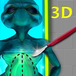 Alien Surgery Simulator 3D