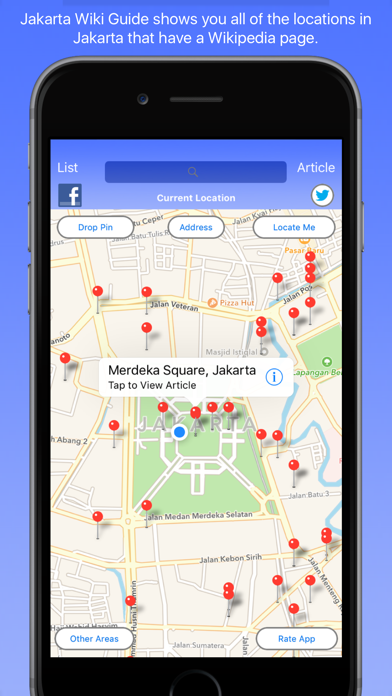Jakarta Wiki Guide   App Price Drops