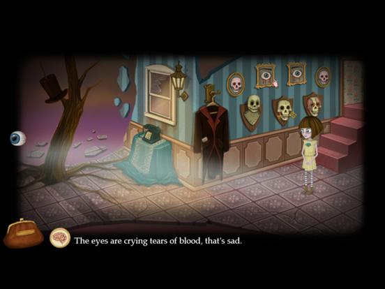 Fran Bow Chapter 5 screenshot 2