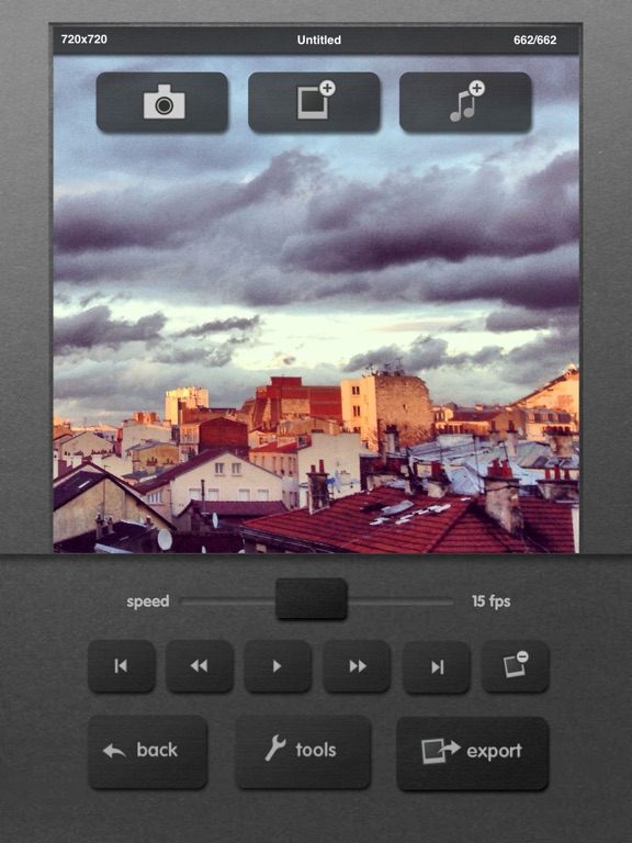 iMotion Pro Screenshots