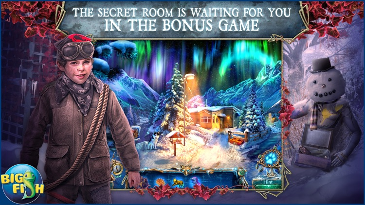 Surface: Alone in the Mist - A Hidden Object Mystery screenshot-3